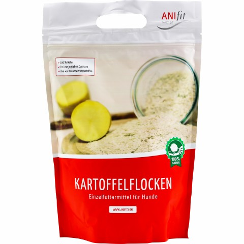 Potato flakes (Kartoffelflocke) 800g (1 Piece)
